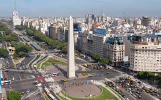 Основные аспекты уровня жизни в Аргентине